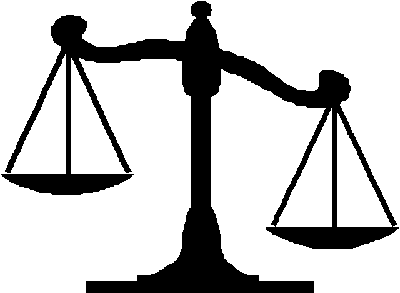 image of a balance